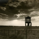 Guard Tower in 1944