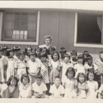 Amache Elementary School class – Teacher Miss Hicks.