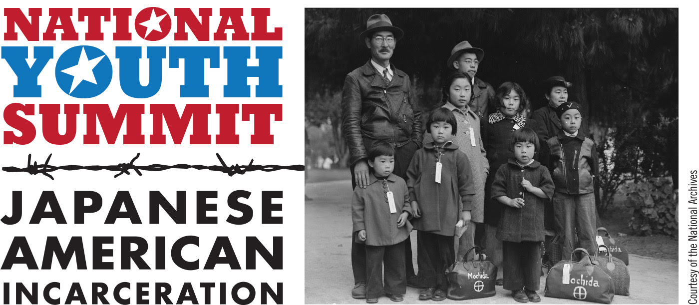 DC Youth Summit on Japanese American Incarceration During WWII