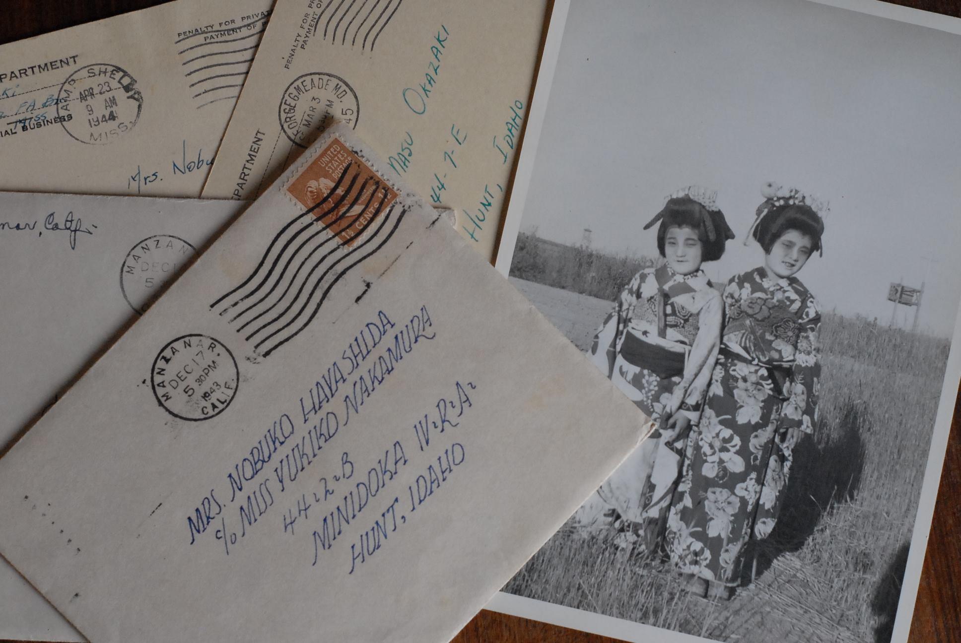 Minidoka Ghost Stories Cover Photo. Photo courtesy Minidoka Ghost Stories.