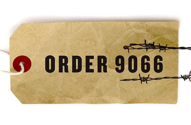 Order 9066 logo