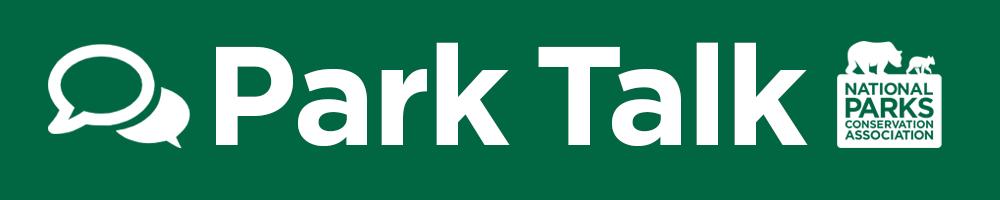 NPCA Park Talk Banner